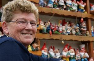 Pani Helga a tisíce priateľov